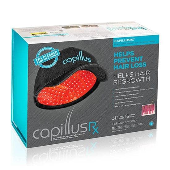 Capillus Rx Hair Regrowth System