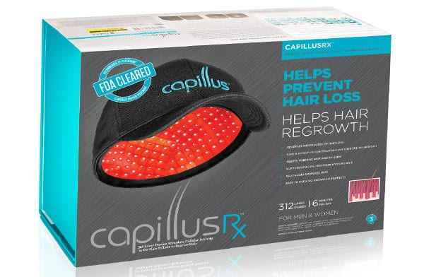 Capillus laser hair restoration